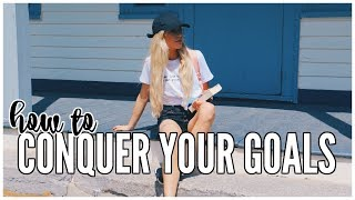 Download How To Stick To Goals & Schedules Video
