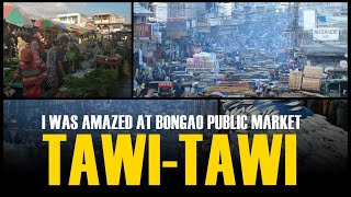 Download At Bongao Public Market in Tawi-Tawi Video