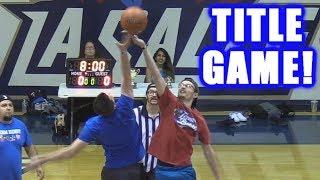 Download EPIC CHAMPIONSHIP GAME!   On-Season Basketball Series Video