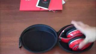 Download Red Studio Beats by Dr. Dre Unboxing! Video