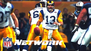 Download Legends of the Super Bowl: Kurt Warner Leads the Rams to a win in Super Bowl XXXIV | NFL Now Video