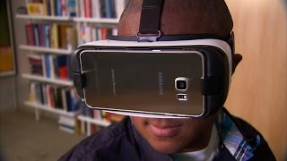 Download Samsung's Gear VR brings virtual reality to the masses Video
