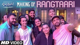 Download Making of Rangtaari | Loveratri | Aayush Sharma | Warina Hussain | Yo Yo Honey Singh |Tanishk Bagchi Video
