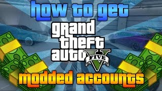 GTA 5 Modded Account For Sale With $999,000,000 PS3/PS4/XBOX1 2018