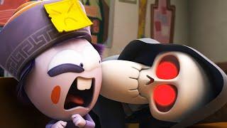 Download Spookiz | Evil Skeleton | 스푸키즈 | Funny Cartoon | Kids Cartoons Video