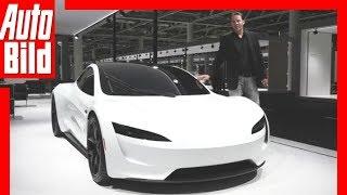 Download Tesla Roadster (2020) Vorstellung/Review/Details Video