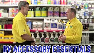 Download RV Accessory Essentials | Pete's RV Buyer Tips Video