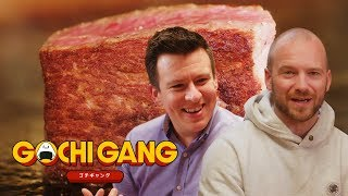 Download Wagyu 101 with Sean Evans and Philip DeFranco | Gochi Gang Video