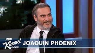 Download Joaquin Phoenix on Playing Joker + Exclusive Outtake Video