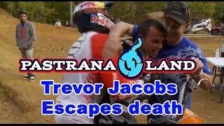 Download Trevor Jacobs Escapes Death | Pastranaland Video