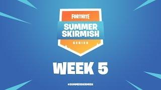Download Fortnite Summer Skirmish Series Week 5 (Day 1) Video