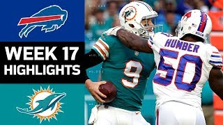 Download Bills vs. Dolphins   NFL Week 17 Game Highlights Video