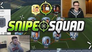 Download FIFA 17 SNIPE SQUADS!!! A NEW FIFA 17 SQUAD CHALLENGE!!! Video