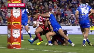 Download Pacific Test Highlights: Samoa v Tonga Video