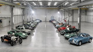 Download £65 million worth of Aston Martins unleashed at new St Athan plant   Aston Martin Video