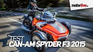 Download TEST | CAN-AM SPYDER F3 Video