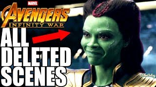 Download Avengers: Infinity War Deleted Scenes - Don't Miss!!! Video