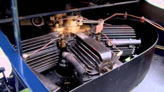 Download Rotary Engine! 1906 Adams-Farwell at Pebble Beach Concours d'Elegance 2011 Video