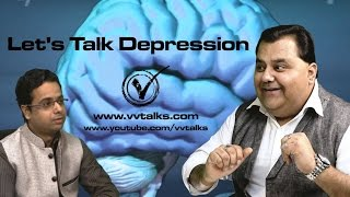 Download Let's Talk Depression || WHO : 7 April ,World Health Day || VV Talks || Human Psychology in Hindi Video