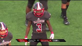 Download GISD Football 2017 North Garland vs Royse City Video