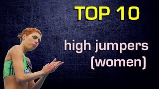 Download Top 10 best female high jumpers of all time Video