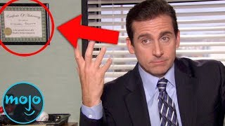 Download Top 10 Small Details in The Office You Never Noticed Video