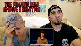 """Download The Walking Dead Season 8 Episode 8 """"How It's Gotta Be"""" mid-season finale Reaction Video"""