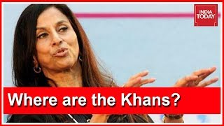 Download Two Big Khans Missing From The #MeTooIndia Discussion : Shobhaa De | India Today Video