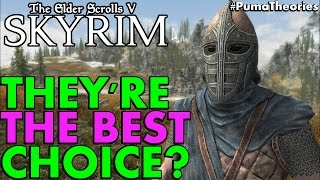 Download Skyrim Civil War: Why the Stormcloak ending is the best side to choose #PumaTheories Video
