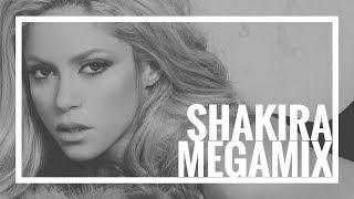 Download Shakira Megamix 2015 - The Evolution of Shakira Video