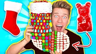 Download DIY Edible Candy Gifts!!! *FUNNY PRANKS* Learn How To Prank Using Candy & Food Christmas Supplies Video
