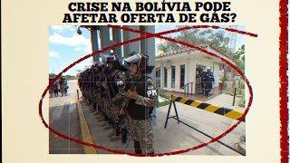 Download Brasil teme que crise na Bolívia afete oferta de gás Video