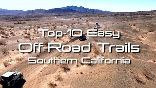 Download Easy Off Road 4X4 Trails In Southern California Video