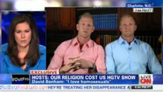 Download HGTV® Benham Brothers on CNN - Persecuted Christians in America Video