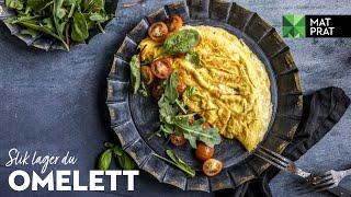 Download Omelett | MatPrat Video
