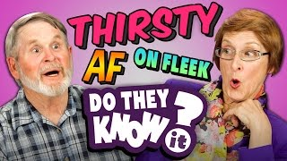 Download DO ELDERS KNOW MODERN SLANG? (REACT: Do They Know It?) Video
