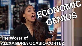Download Alexandria Ocasio-Cortez: Economic Genius Video