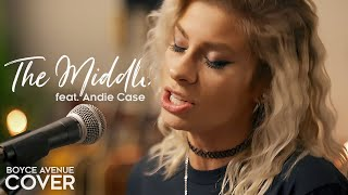 Download The Middle - Zedd, Maren Morris, Grey (Boyce Avenue ft Andie Case acoustic cover) on Spotify & Apple Video