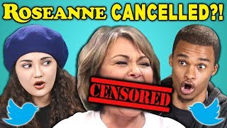 Download COLLEGE KIDS REACT TO ROSEANNE CANCELED?! (Twitter Controversy) Video
