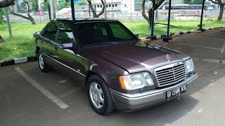 Download In Depth Tour Mercedes Benz E320 W124 Facelift (1995) - Indonesia Video
