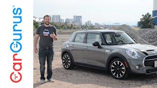Download 2015 Mini Cooper S | CarGurus Test Drive Review Video