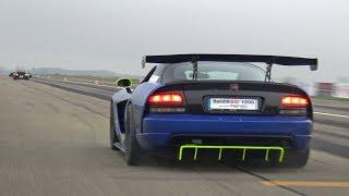 Download Dodge Viper SRT 10 ACR - Great Exhaust Sounds! Video