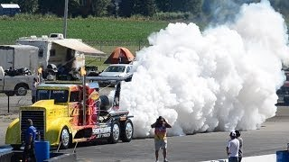Download Shockwave Jet Truck at Cayuga, Ontario. Video
