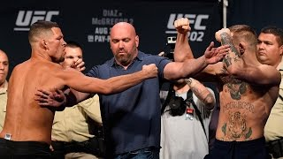Download Conor McGregor vs. Nate Diaz | Weigh-In | UFC 202 Video