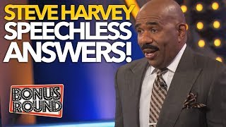 Download 10 FAMILY FEUD US ANSWERS That Left STEVE HARVEY SPEECHLESS! Video