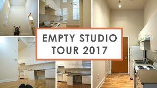 Download Empty Studio Apartment Tour 2017 (324 sq. ft. -$655 Rent) Video