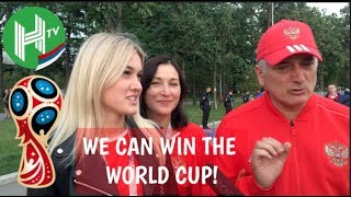 Download Russia fans claim they can win the World Cup after beating Saudi Arabia | FAN VOICE Video
