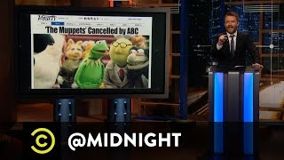 Download The Muppets Take Unemployment - @midnight with Chris Hardwick Video