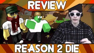 Download Reason 2 D!e: An Unremarkable Zombie Experience [ROBLOX Game Review] Video