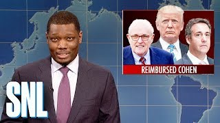 Download Weekend Update on Rudy Giuliani's Confessions - SNL Video